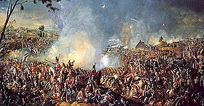 La Batalla De Waterloo Y La Derrota Final De Napoleón Bonaparte