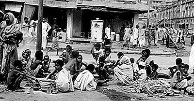 La Famine Du Bengale De 1943