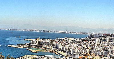 Største Byer I Algerie