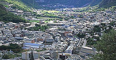 Les Plus Grandes Villes D'Andorre