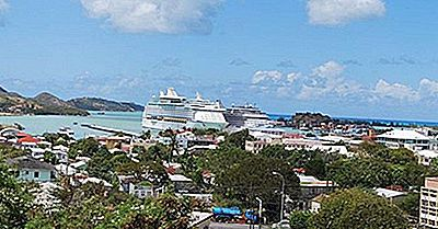 Le Più Grandi Città In Antigua E Barbuda