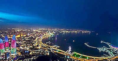 Största Städerna I Azerbajdzjan