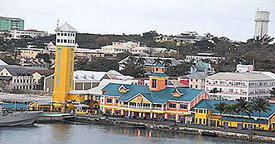 Größte Städte Auf Den Bahamas