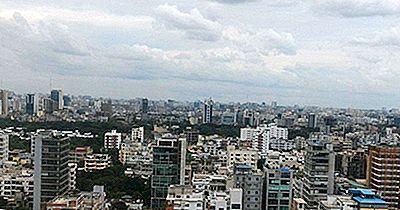 Las Ciudades Más Grandes En Bangladesh