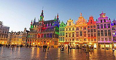 Le Più Grandi Città In Belgio