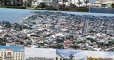 Les Plus Grandes Villes Du Belize