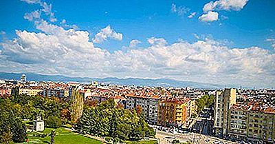 Las Ciudades Más Grandes En Bulgaria