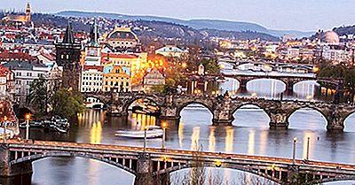 Cele Mai Mari Orașe Din Cehia (Cehia)