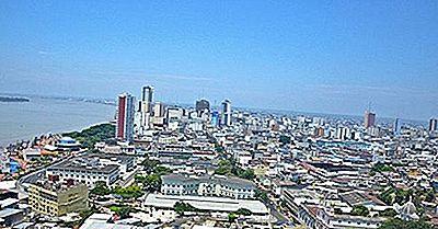 Les Plus Grandes Villes En Equateur