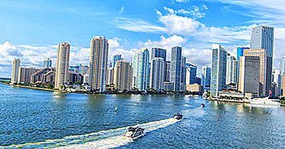 Les Plus Grandes Villes De Floride