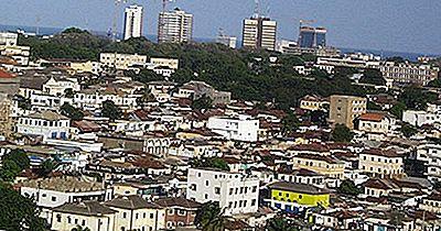 Maiores Cidades Do Gana