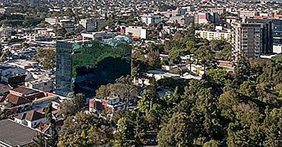 Las Ciudades Más Grandes En Guatemala