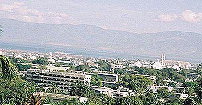 Las Ciudades Más Grandes En Haití