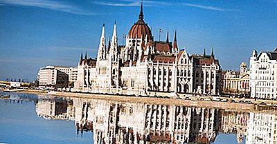 Les Plus Grandes Villes De Hongrie