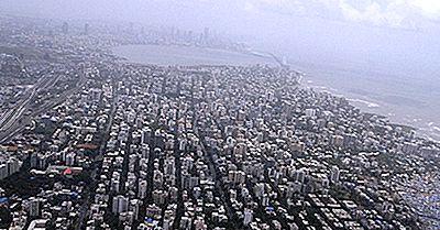Les Plus Grandes Villes De L'Inde