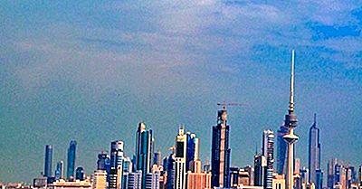 Största Städerna I Kuwait