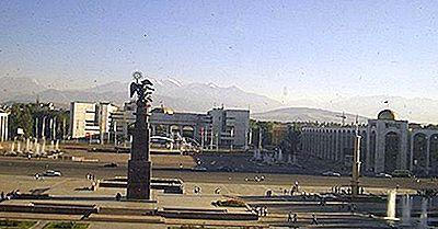 Cele Mai Mari Orașe Din Kârgâzstan