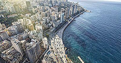 Maiores Cidades Do Líbano