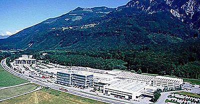 Größte Städte In Liechtenstein