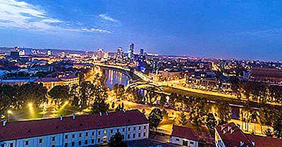 Maiores Cidades Da Lituânia