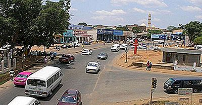 Les Plus Grandes Villes Du Malawi