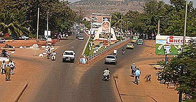 Största Städerna I Mali