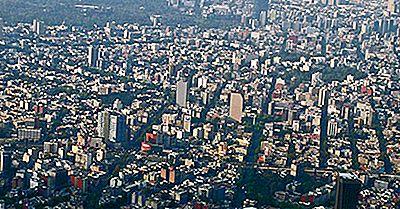 Las Ciudades Más Grandes De México