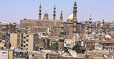 Les Plus Grandes Villes De L'Egypte Moderne