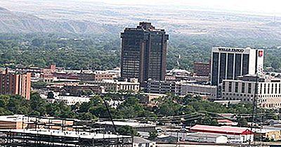 Las Ciudades Más Grandes En Montana