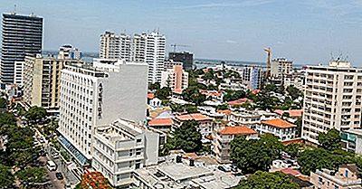 Les Plus Grandes Villes Du Mozambique