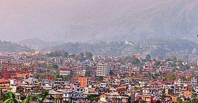 Cele Mai Mari Orașe Din Nepal