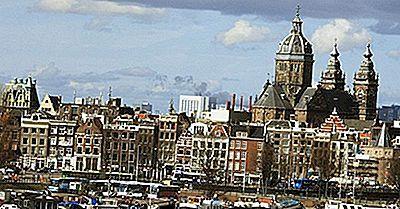 Största Städerna I Nederländerna