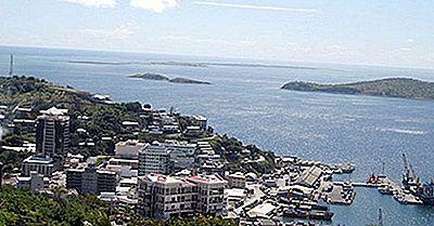 Les Plus Grandes Villes De Papouasie-Nouvelle-Guinée