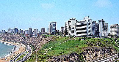 Grootste Steden In Peru