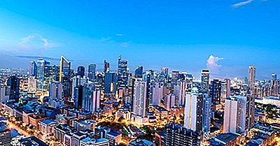 Grootste Steden Op De Filippijnen
