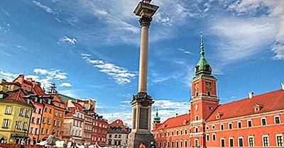 Les Plus Grandes Villes De Pologne