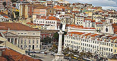 Största Städerna I Portugal
