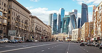 Cele Mai Mari Orașe Din Rusia