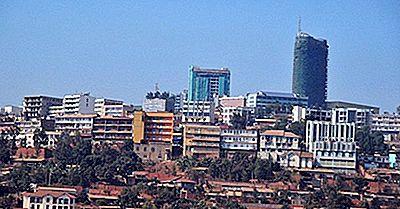 Las Ciudades Más Grandes De Ruanda