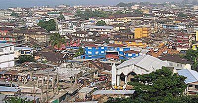 Las Ciudades Más Grandes De Sierra Leona