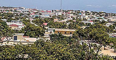 Las Ciudades Más Grandes En Somalia