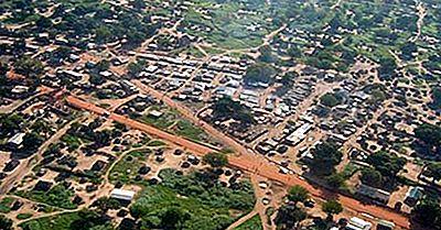 Maiores Cidades Do Sul Do Sudão