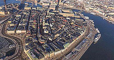 Cele Mai Mari Orașe Din Suedia