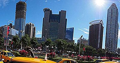 Les Plus Grandes Villes De Taiwan