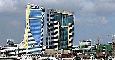 Les Plus Grandes Villes De Tanzanie