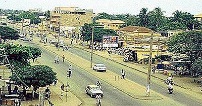 Les Plus Grandes Villes Du Togo