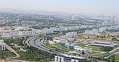 Größte Städte In Turkmenistan