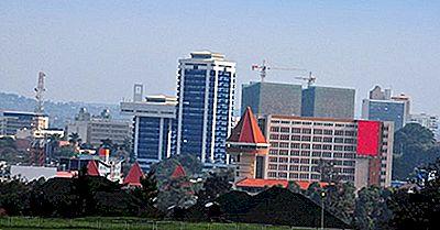 Las Ciudades Más Grandes En Uganda