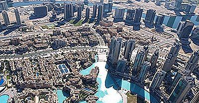 Las Ciudades Más Grandes En Los Emiratos Árabes Unidos (Uae)