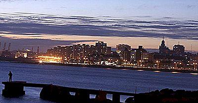 Cele Mai Mari Orașe Din Uruguay
